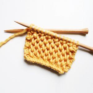 tutoriel tricot pour le point brioche