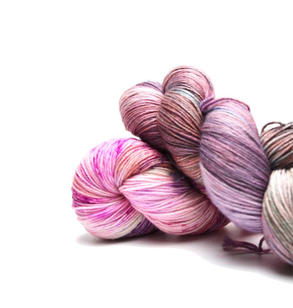 écheveaux de laines Carikai